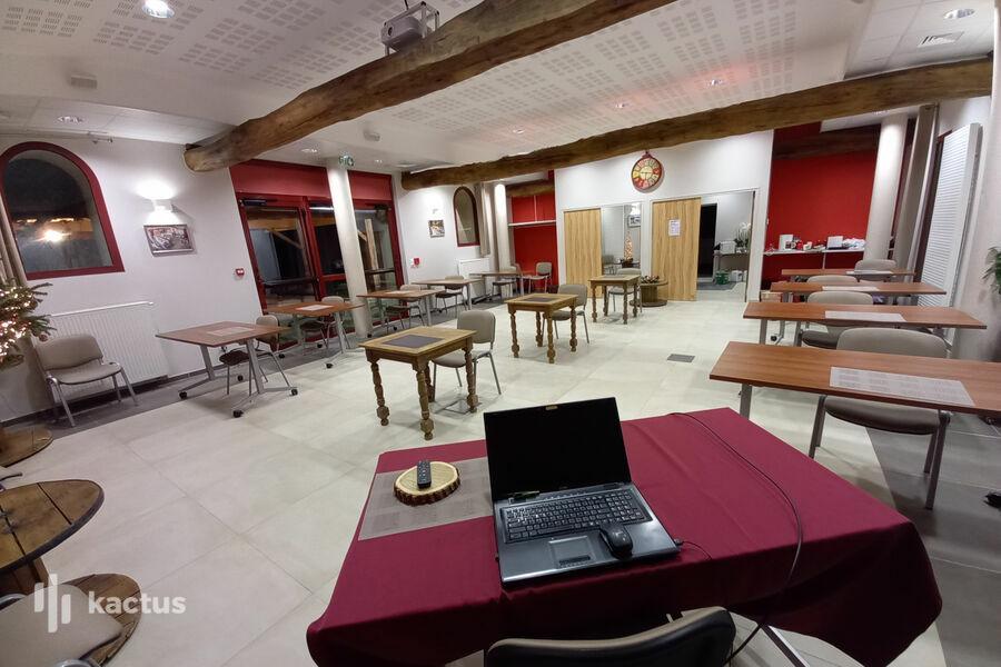 La Croisée des Possibles Salle en réunion de formation à La Croisée des Possibles