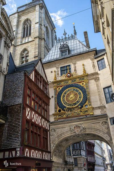 Radisson Blu Hotel Rouen Centre Gros Horloge Rouen