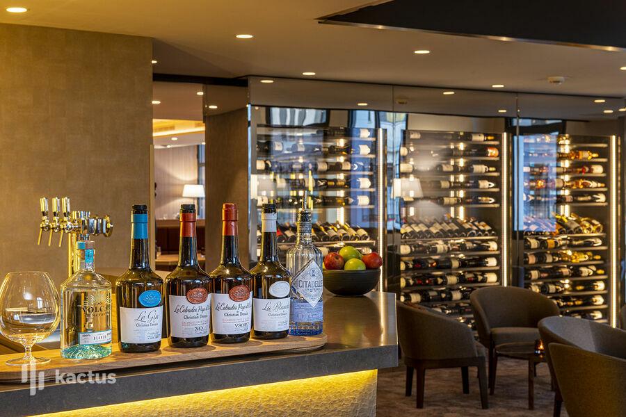 Radisson Blu Hotel Rouen Centre Lounge Bar Le Jehanne