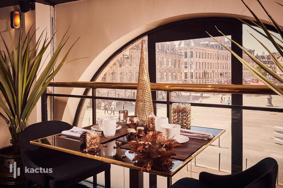 Hôtel Carlton Lille Petit-déjeuner