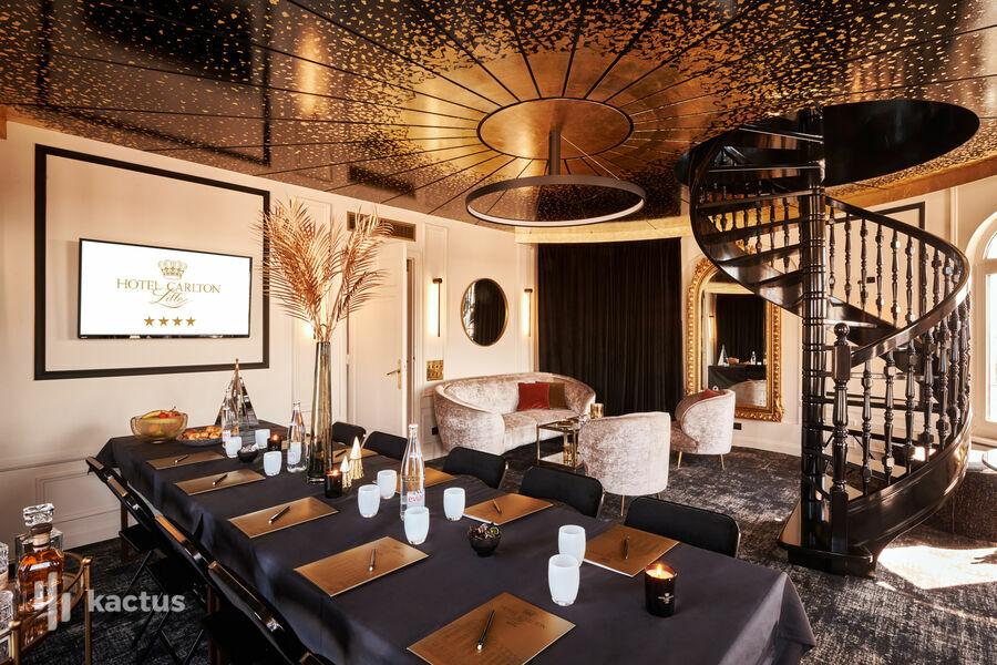 Hôtel Carlton Lille Suite Coupole U