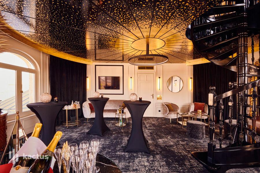 Hôtel Carlton Lille Suite coupole cocktail