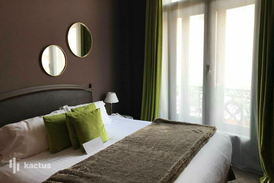 Hôtel Carlton Lille Chambre classique