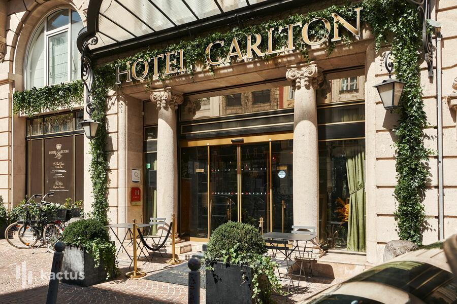 Hôtel Carlton Lille Extérieur