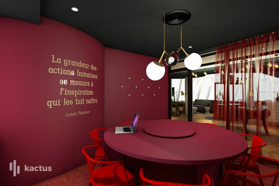 Mercure Paris Montparnasse Pasteur ****, ACCOR SALON 1822