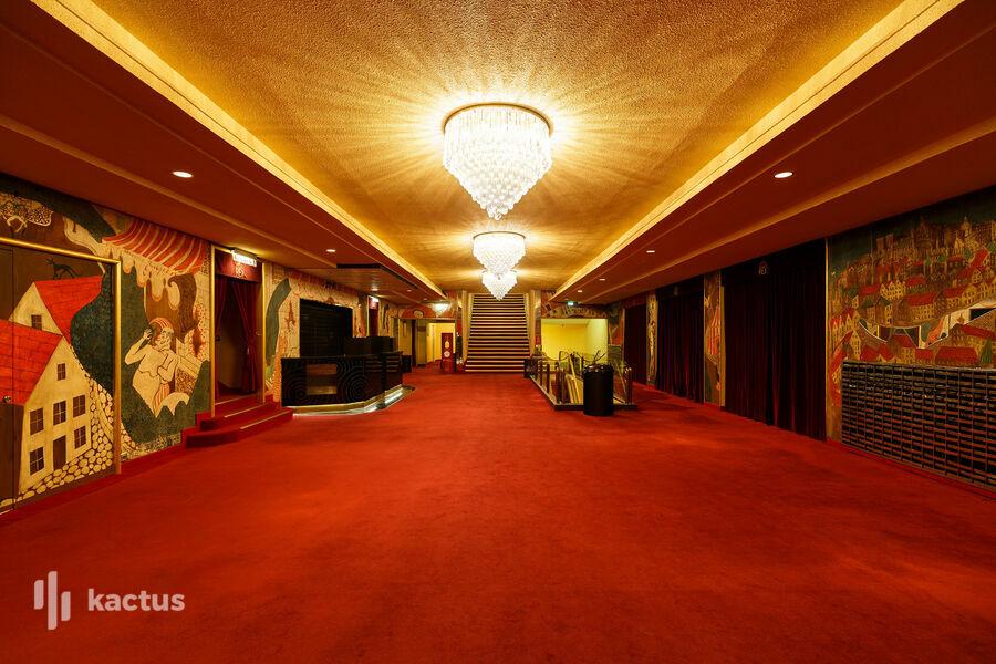 Le Grand Rex Hall Balcon