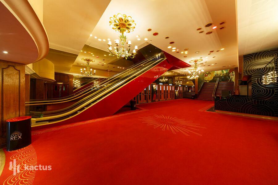 Le Grand Rex Hall Orchoestre