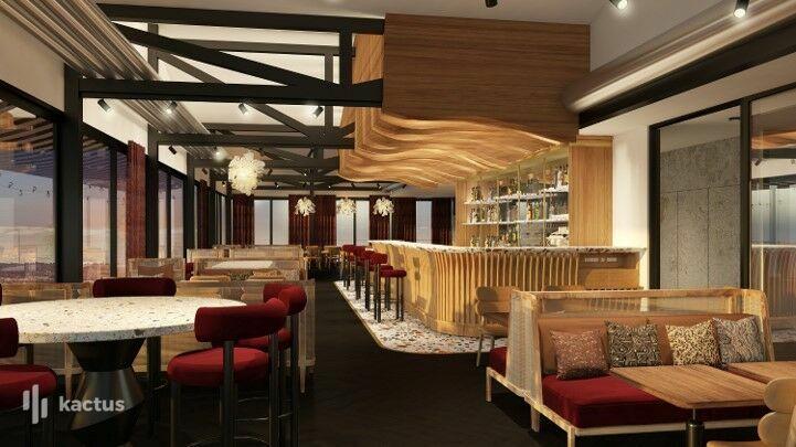 Renaissance Bordeaux Gina Restaurant