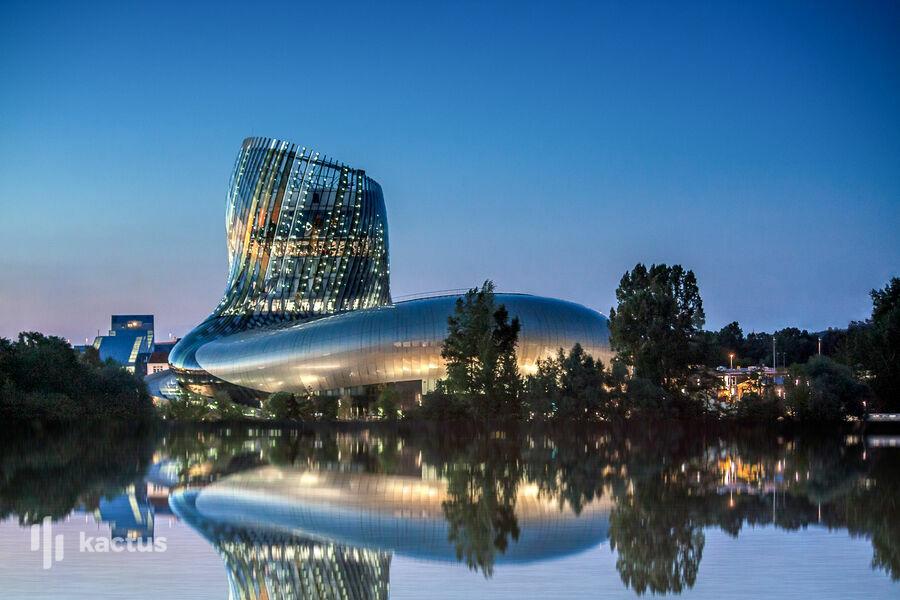 Cité du Vin EXTERIEUR