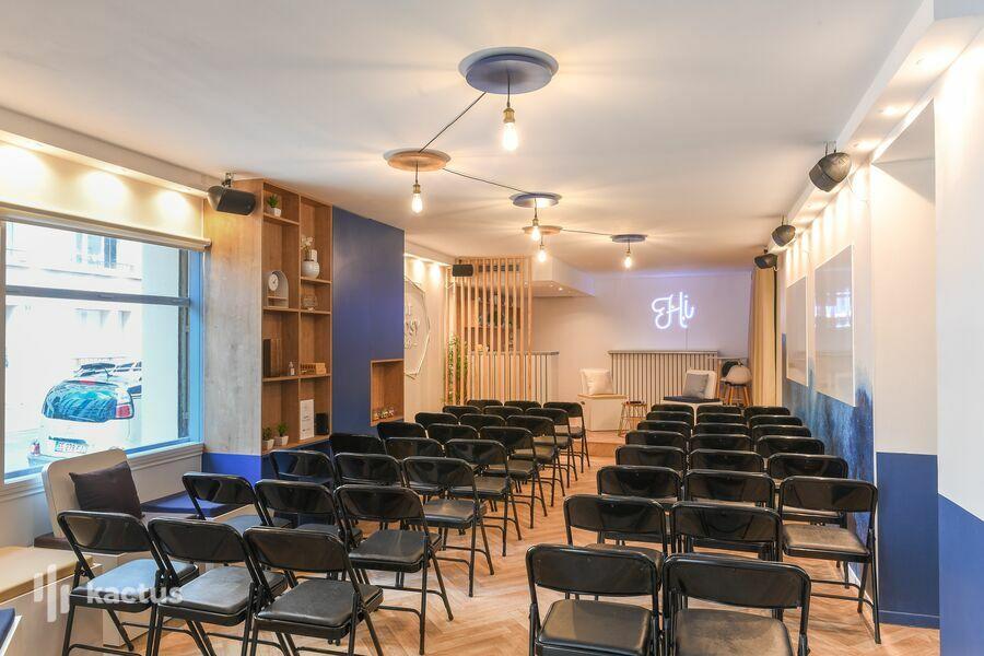 Le Cosy Chic format conférence (capacité 50 personnes)