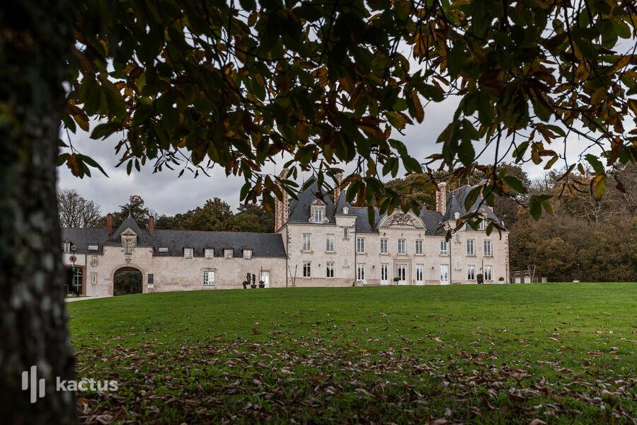 Terrasses de la Gournerie  Château de la Gournerie