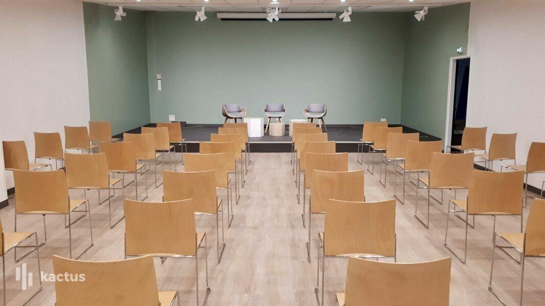 Cap Sciences La salle de conférence