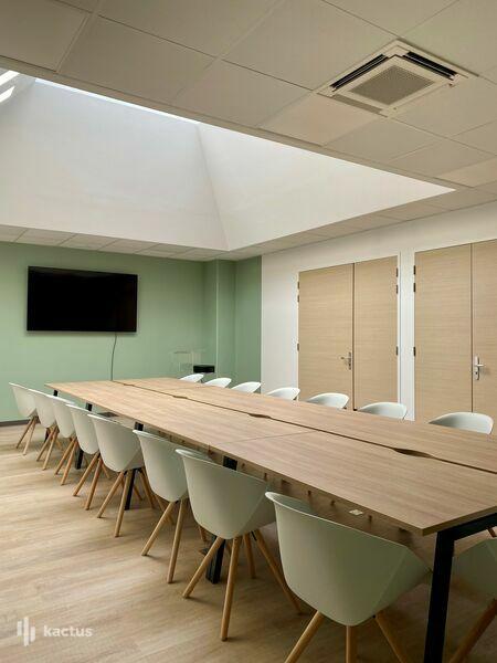 Cap Sciences Les salles de réunion