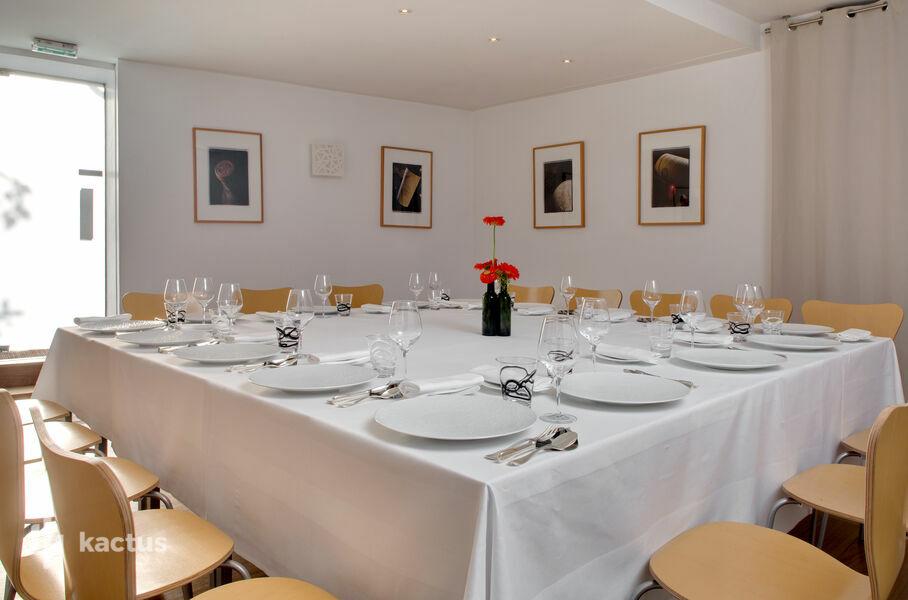 Hôtel Saint-James Bouliac **** Salle César en Banquet