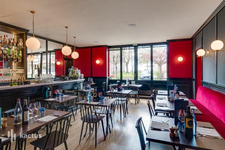 Hôtel Saint-James Bouliac **** Le Café de l'Espérance