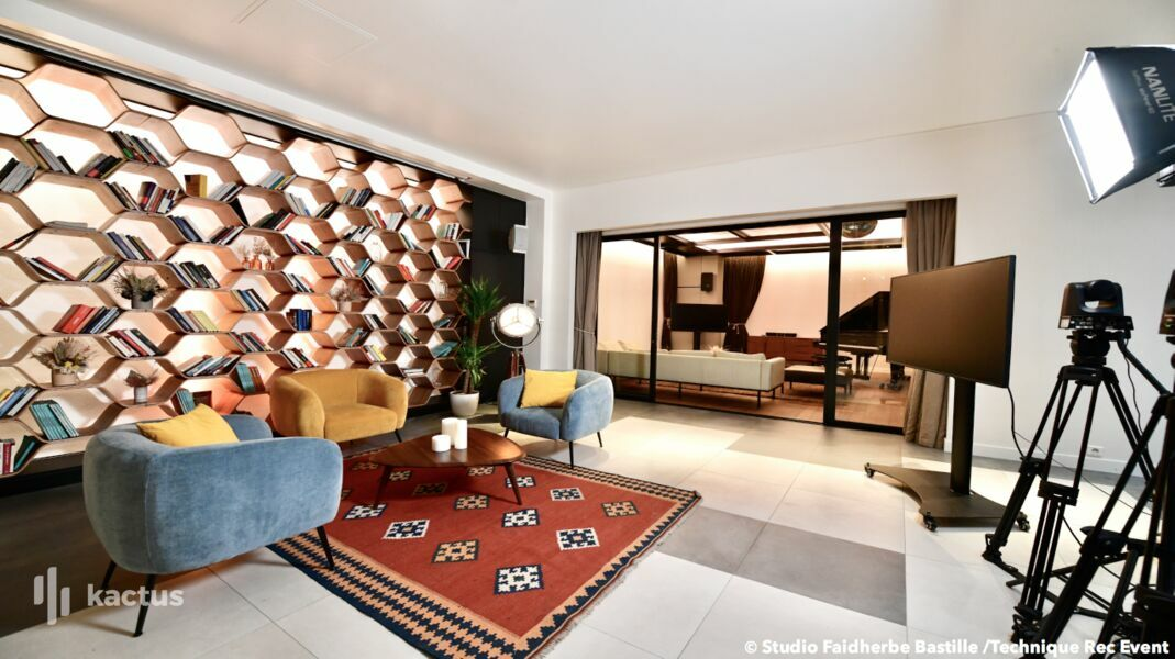 Studio Faidherbe Bastille Paris 11ème 70