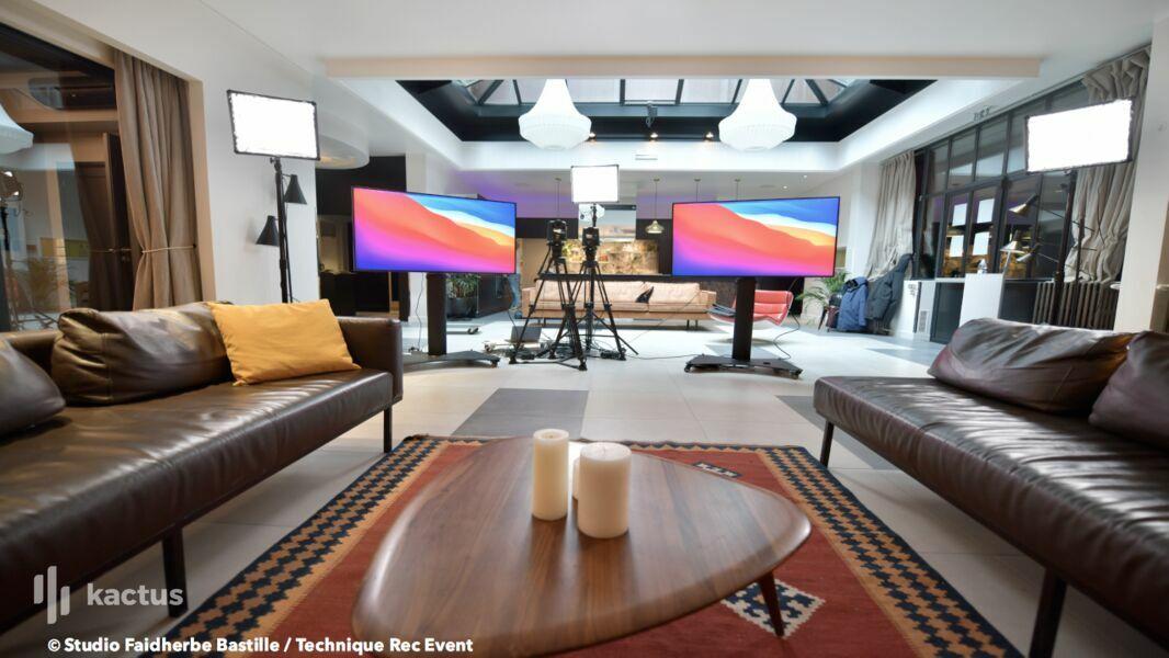Studio Faidherbe Bastille Paris 11ème 75