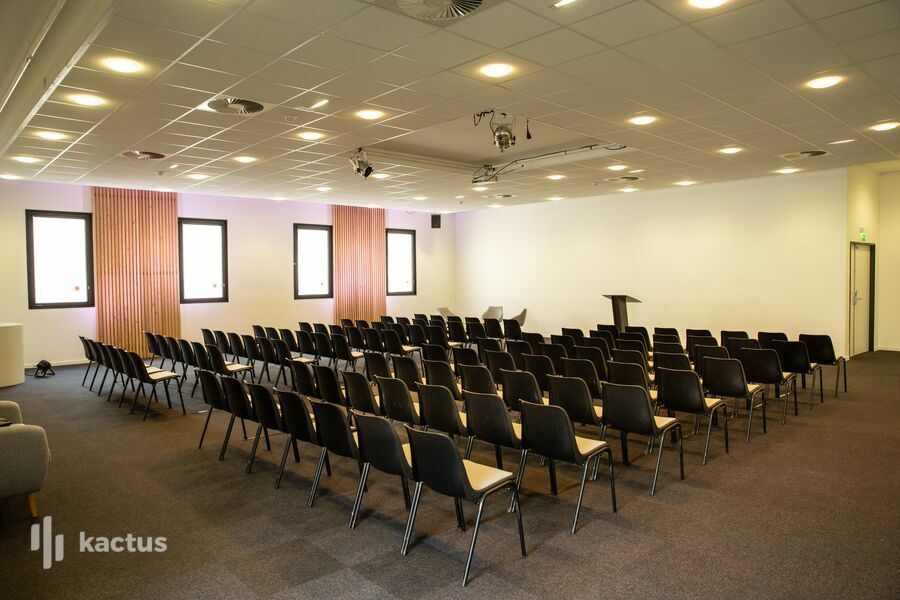 Pan Piper Salle de Conférence