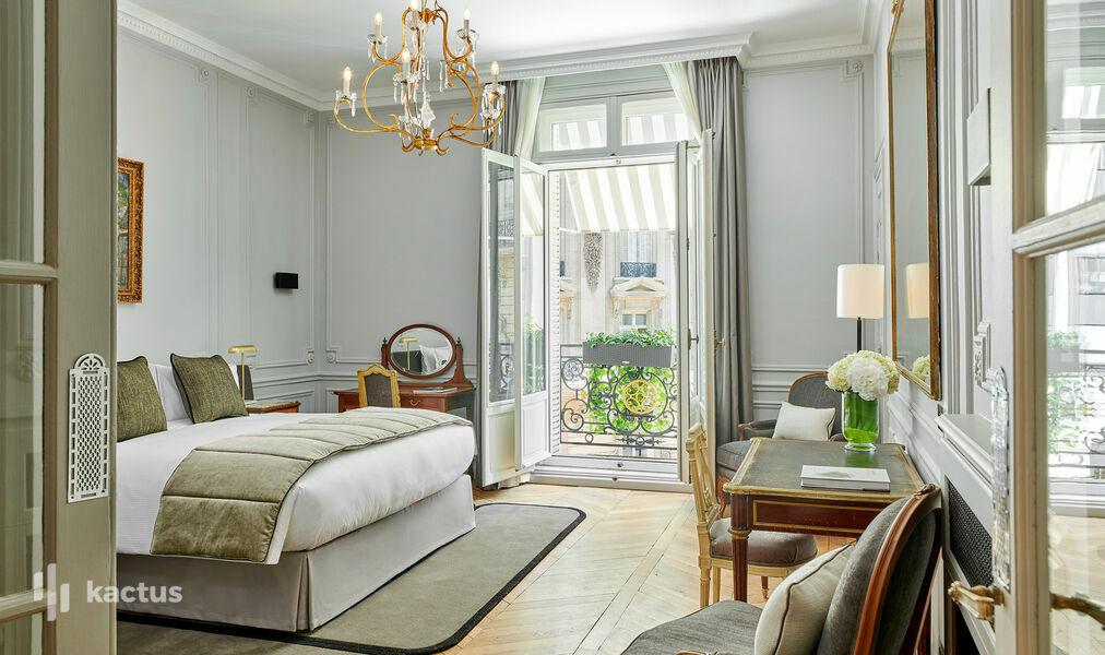 Hôtel Lancaster - Paris Champs-Elysées ***** Chambre Executive 35m²