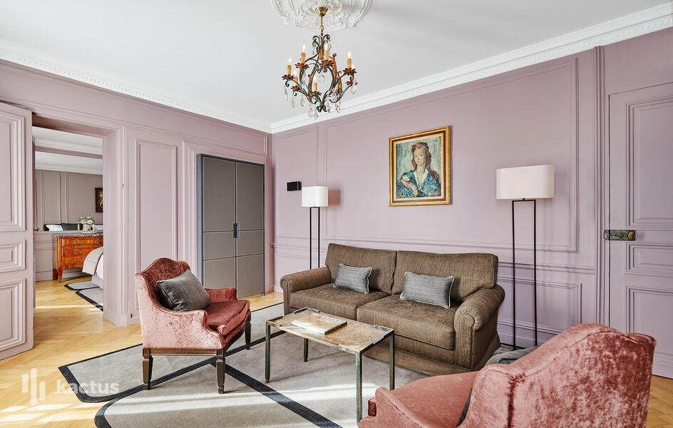 Hôtel Lancaster - Paris Champs-Elysées ***** Suite Deluxe 45m²