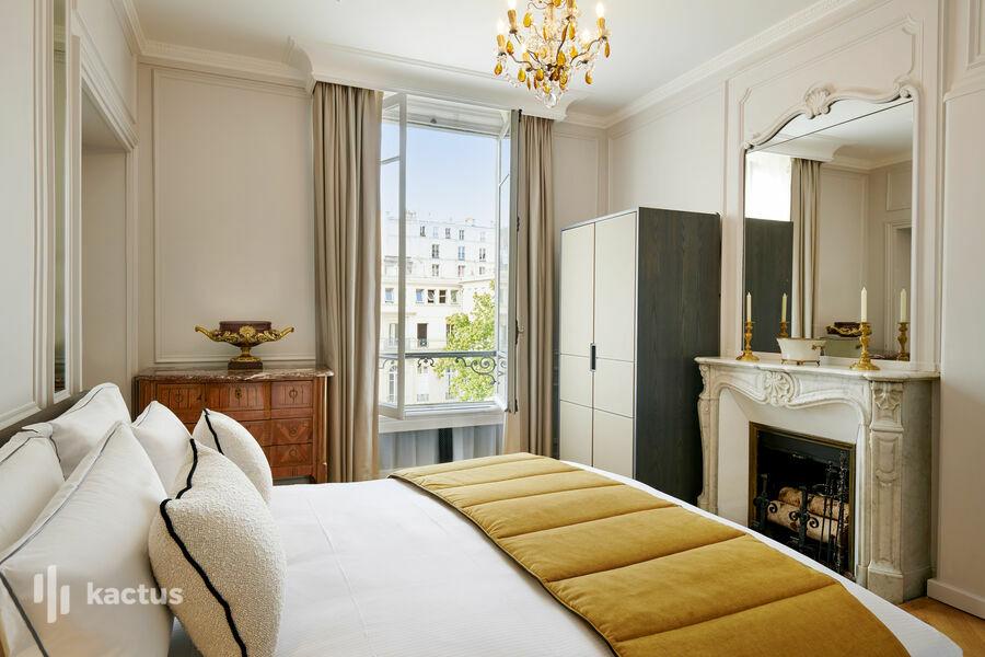 Hôtel Lancaster - Paris Champs-Elysées ***** Suite Signature Monsieur 66m²