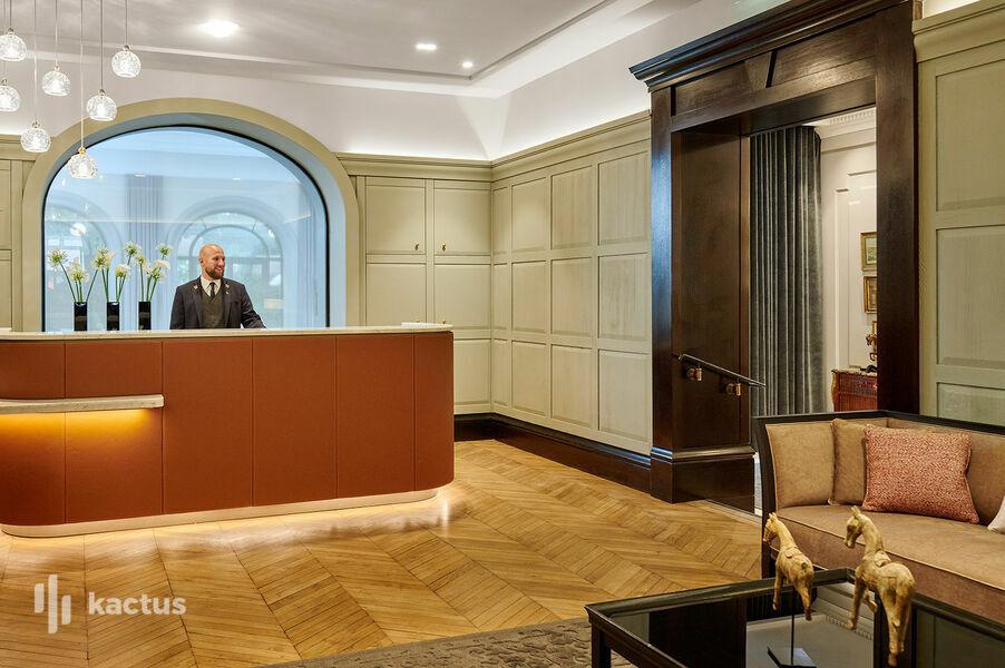Hôtel Lancaster - Paris Champs-Elysées ***** Réception