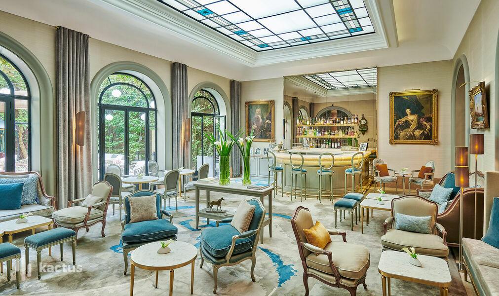 Hôtel Lancaster - Paris Champs-Elysées ***** Marlene Bar