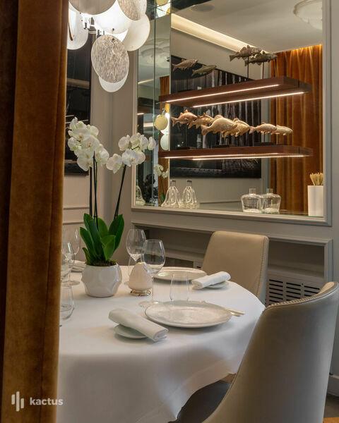Hôtel Lancaster - Paris Champs-Elysées ***** Monsieur Restaurant