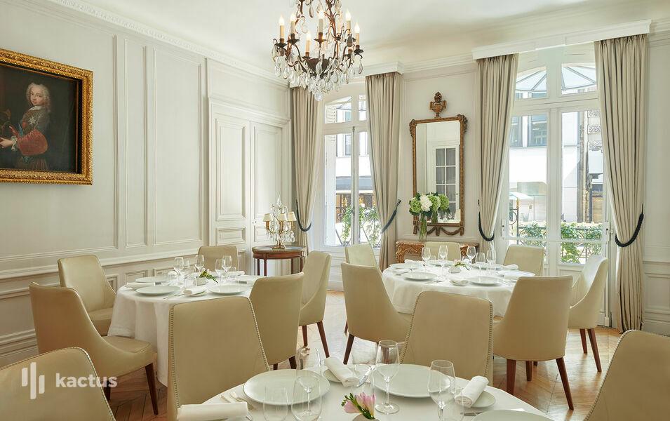 Hôtel Lancaster - Paris Champs-Elysées ***** Salon privé Berri