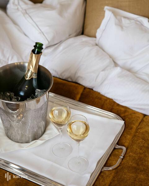 Hôtel Lancaster - Paris Champs-Elysées ***** Champagne