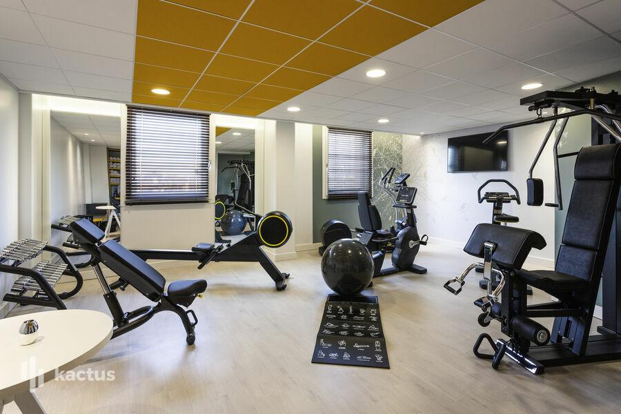 Novotel Bordeaux Centre **** Salle de fitness