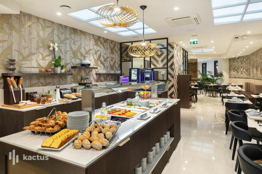 Best Western Plus Hôtel Massena Nice  10