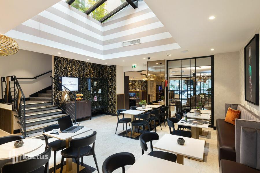 Best Western Plus Hôtel Massena Nice  12