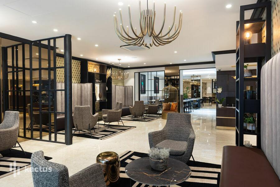 Best Western Plus Hôtel Massena Nice  14