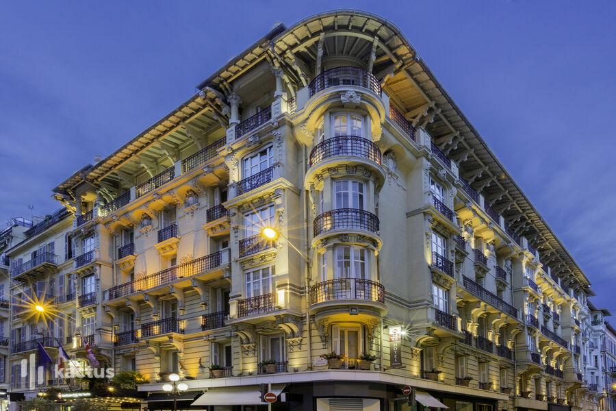 Best Western Plus Hôtel Massena Nice  15