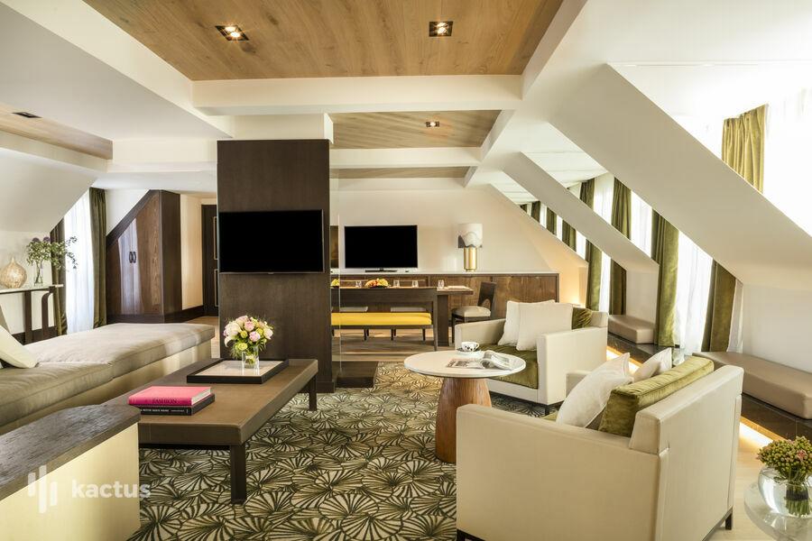 Hyatt Paris Madeleine ***** Salon Suite Présidentielle