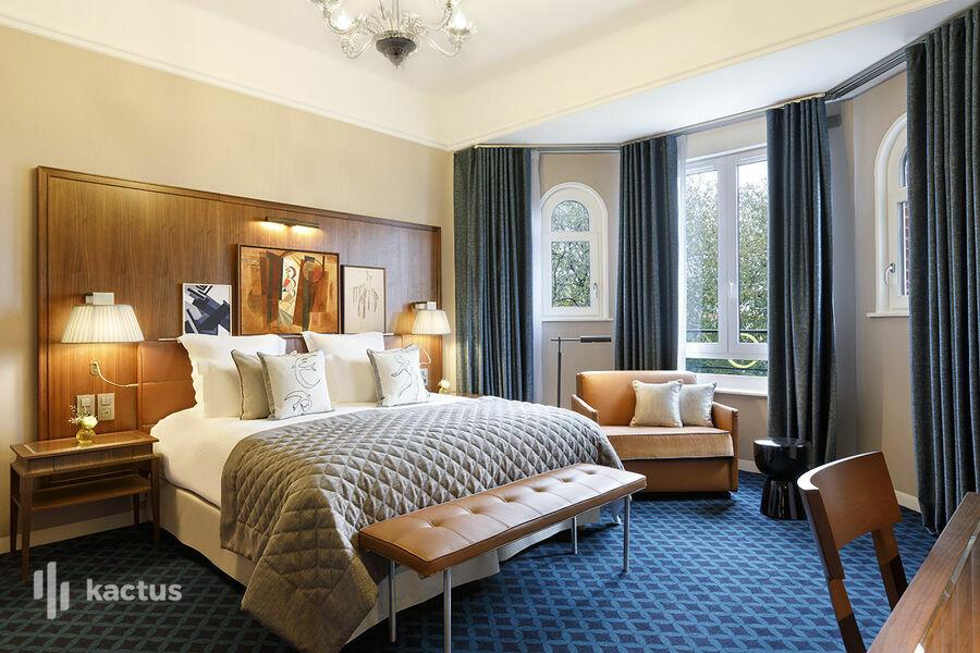 Hôtel Barrière Le Westminster  Chambre Prestige