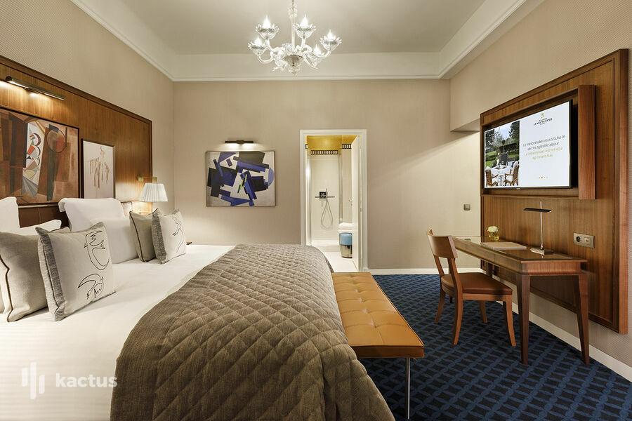 Hôtel Barrière Le Westminster  Junior Suite Prestige