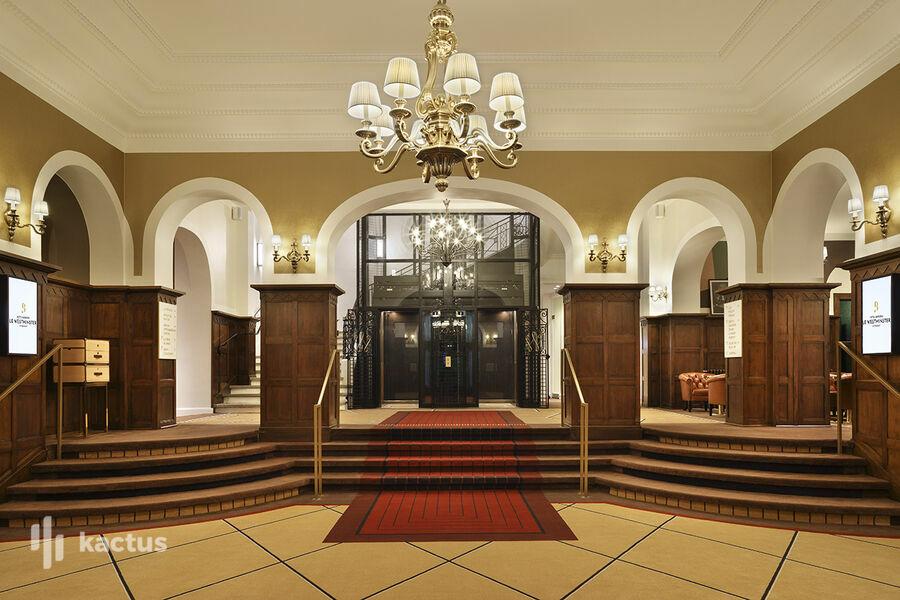 Hôtel Barrière Le Westminster  Le Hall