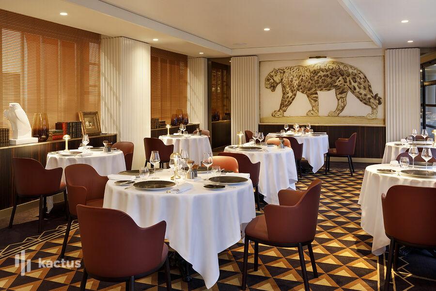 Hôtel Barrière Le Westminster  Restaurant 1* - Le Pavillon