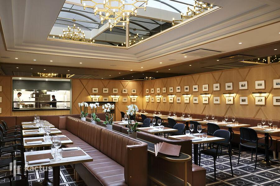 Hôtel Barrière Le Westminster  Restaurant - La Table du West