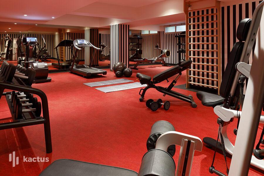 Hôtel Barrière Le Westminster  FitnessClub
