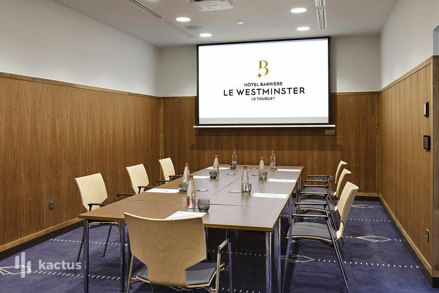Hôtel Barrière Le Westminster  Salon Enghien