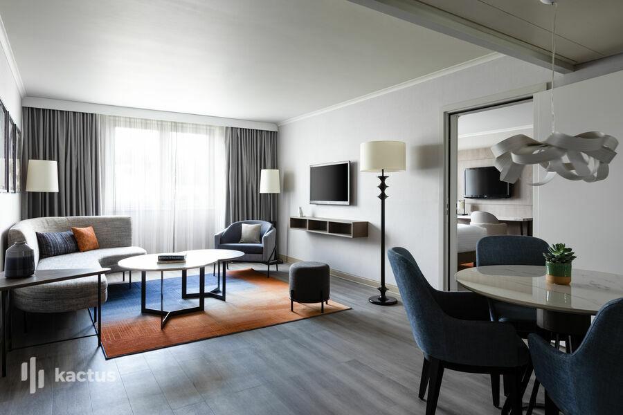 Paris Marriott Roissy Charles de Gaulle Airport Hotel **** 22