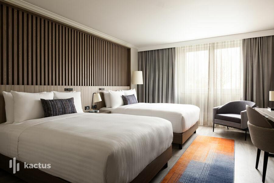 Paris Marriott Roissy Charles de Gaulle Airport Hotel **** 25