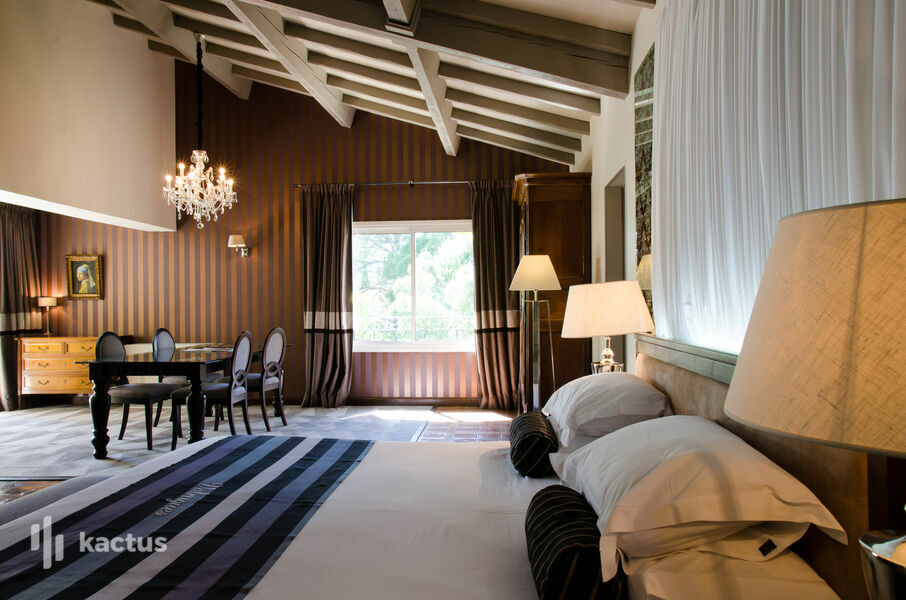 Hôtel Le Vallon de Valrugues & Spa ***** 9