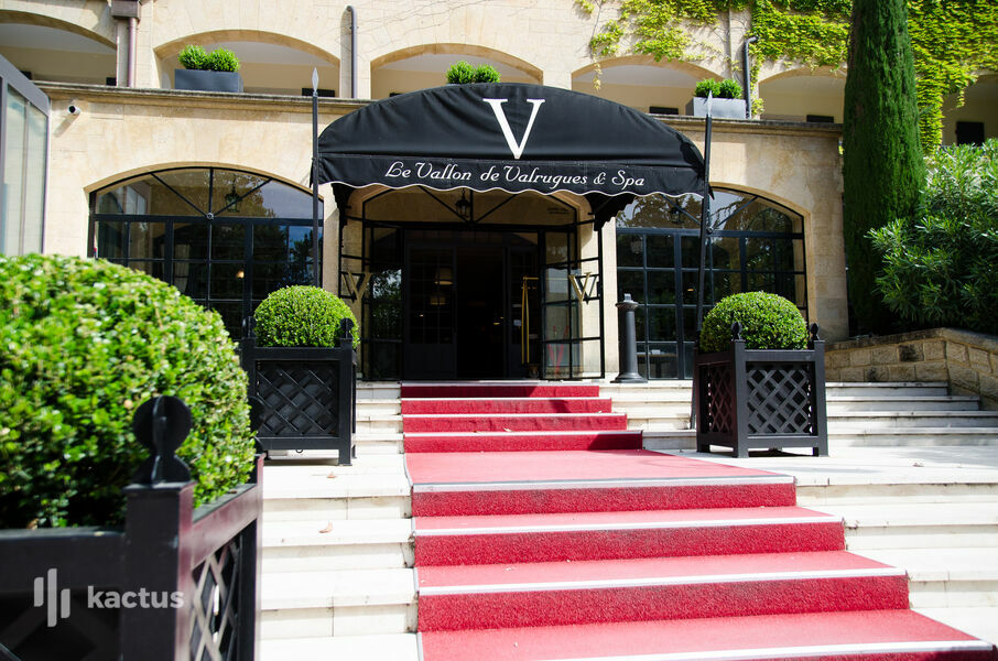 Hôtel Le Vallon de Valrugues & Spa ***** 7