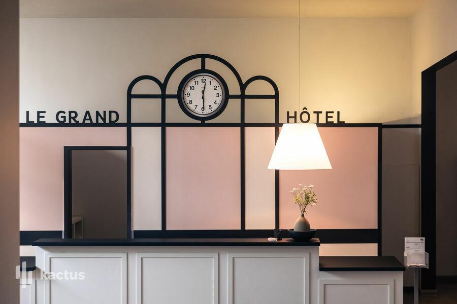 Le Grand Hôtel *** 25