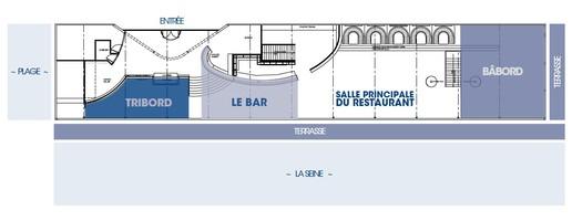 Plan salle mariage %c3%b4 restaurant