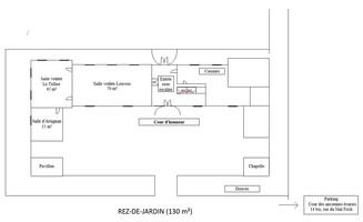 Plan salle mariage ch%c3%a2teau de bourron rdj
